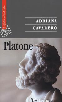 PLATONE - CAVARERO ADRIANA; GUARALDO O. (CUR.)