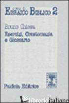 CORSO DI EBRAICO BIBLICO - CHIESA B. (CUR.)