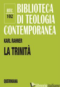 TRINITA' (LA) - RAHNER KARL