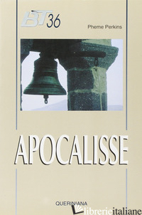 APOCALISSE - PERKINS PHEME; DALLA VECCHIA F. (CUR.)