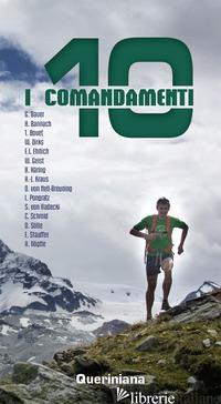 10 COMANDAMENTI. NUOVA EDIZ. (I) - AA.VV.