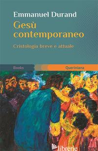 GESU' CONTEMPORANEO - DURAND EMMANUEL