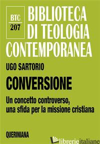 CONVERSIONE - SARTORIO UGO