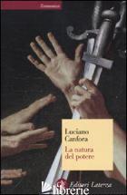 NATURA DEL POTERE (LA) - CANFORA LUCIANO