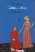 COMMEDIA (LA) - ALIGHIERI DANTE; INGLESE G. (CUR.)