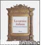 CORNICE ITALIANA DAL RINASCIMENTO AL NEOCLASSICO. EDIZ. ILLUSTRATA (LA) - COLLE ENRICO; ZAMBRANO PATRIZIA; SABATELLI F. (CUR.)