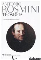TEOSOFIA - ROSMINI ANTONIO