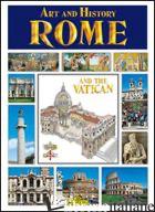 ROMA E IL VATICANO. EDIZ. INGLESE -