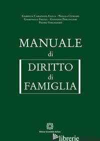MANUALE DI DIRITTO DI FAMIGLIA -