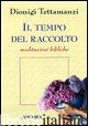 TEMPO DEL RACCOLTO. MEDITAZIONI BIBLICHE (IL) - TETTAMANZI DIONIGI