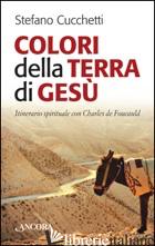 COLORI DELLA TERRA DI GESU'. ITINERARIO SPIRITUALE CON CHARLES DE FOUCAULD - CUCCHETTI STEFANO