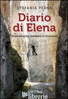 DIARIO DI ELENA - PERNA STEFANIA