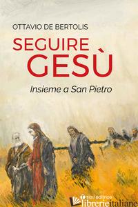 SEGUIRE GESU' INSIEME A SAN PIETRO - DE BERTOLIS OTTAVIO