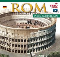 ROMA RICOSTRUITA. EDIZ. TEDESCA. CON VIDEO ONLINE -