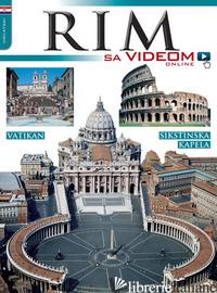 ROMA CON VIDEO. EDIZ. CROATA -