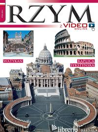 ROMA CON VIDEO. EDIZ. POLACCA -
