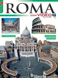 ROMA CON VIDEO. EDIZ. PORTOGHESE -
