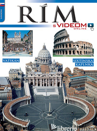 ROMA CON VIDEO. EDIZ. SLOVENA -
