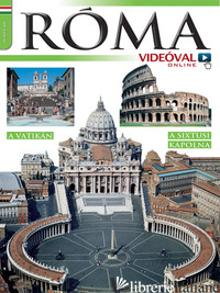 ROMA CON VIDEO. EDIZ. UNGHERESE -
