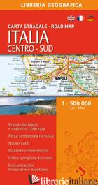 ITALIA. CENTRO-SUD 1:500.000 - AA.VV