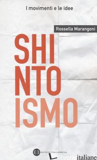 SHINTOISMO - MARANGONI ROSSELLA