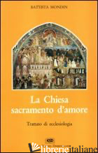 CHIESA SACRAMENTO D'AMORE (LA) - MONDIN BATTISTA