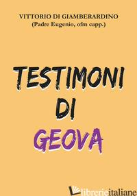 TESTIMONI DI GEOVA - DI GIAMBERARDINO VITTORIO