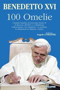 100 OMELIE - BENEDETTO XVI (JOSEPH RATZINGER)
