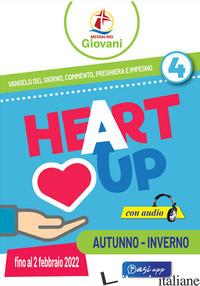 «HEART UP». MESSALINO GIOVANI. VOL. 4 - AA.VV.