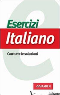 ESERCIZI DI ITALIANO - ALBERTI AMEDEO