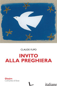 INVITO ALLA PREGHIERA - FLIPO CLAUDE