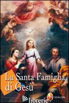 SANTA FAMIGLIA DI GESU' (LA) - STRAMARE TARCISIO