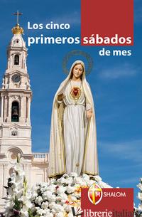 CINCO PRIMEROS SABADOS DE MES (LOS) - BRIOSCHI GIUSEPPE
