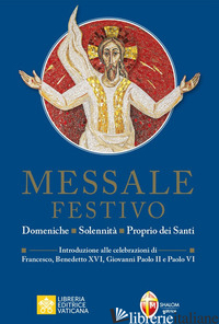 MESSALE FESTIVO - AA.VV.