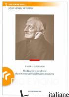 DIO E' VICINO. UN MESE CON JOHN HENRY NEWMAN - GUGLIELMONI L. (CUR.); NEGRI F. (CUR.)