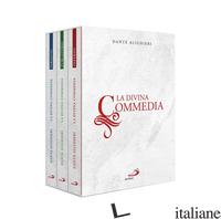 DIVINA COMMEDIA (LA) - ALIGHIERI DANTE; VIGINI G. (CUR.)