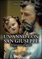 ANNO CON SAN GIUSEPPE. 365 PENSIERI E PREGHIERE (UN) - CATAPANO ANGELO