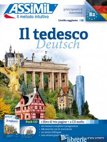 TEDESCO. CON 4 CD-AUDIO (IL) - ROEMER MARIA
