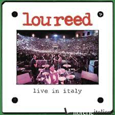 LIVE IN ITALY - 2LP 180GR - LOU REED