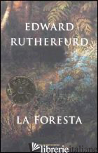 FORESTA (LA) -RUTHERFURD EDWARD
