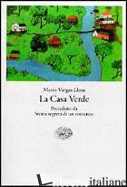CASA VERDE (LA) -VARGAS LLOSA MARIO
