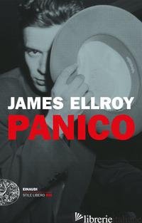 PANICO -ELLROY JAMES