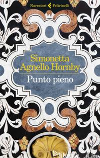 PUNTO PIENO -AGNELLO HORNBY SIMONETTA