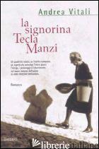 SIGNORINA TECLA MANZI (LA) -VITALI ANDREA