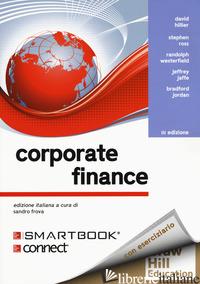 CORPORATE FINANCE. CON CONNECT -HILLIER DAVID; ROSS STEPHEN A.; WESTERFIELD RANDOLPH W.; JAFFE JEFFREY F.; JORDA