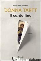 IL CARDELLINO -TARTT DONNA