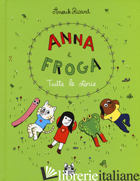 ANNA E FROGA -RICARD ANOUK