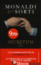 SECRETUM -MONALDI RITA; SORTI FRANCESCO