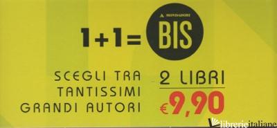 BIS COLLECTION (COFANETTO 2 VOLUMI) - AAVV
