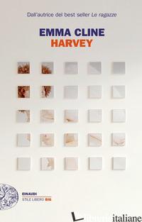 HARVEY - CLINE EMMA